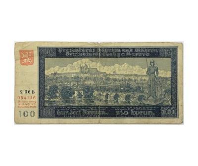 100 K 1940, I. vydání, série 06 B