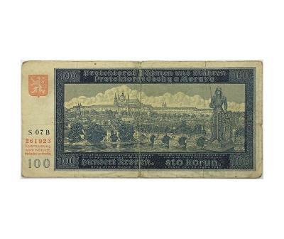 100 K 1940, I. vydání, série 07 B