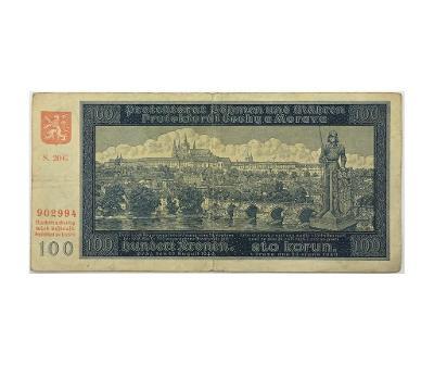 100 K 1940, II. vydání, série 20 G