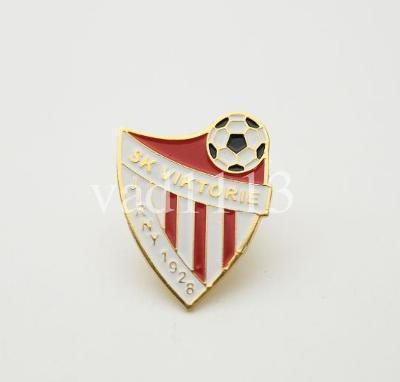 """Odznak fotbalový klub """" SK Viktorie Jirny """""""