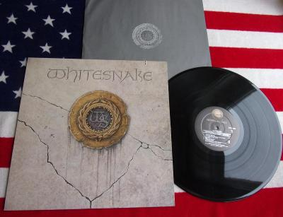 💥 LP: WHITESNAKE - WHITESNAKE (1987),  jako nová MINT!!!, 1.press USA