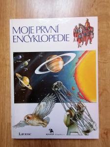 Moje první encyklopedie (Larousse)  Simone Lamblinová, ill. Christian