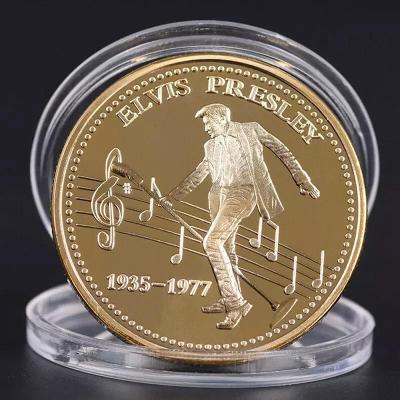 Pamětní mince Elvis Presley