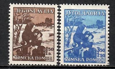 483 - Jugo 1935, Mi 320 - 1, eur 8