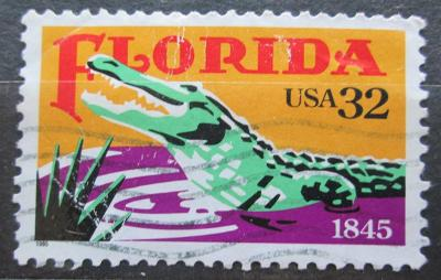 USA 1995 Aligátor, Florida Mi# 2545 0599