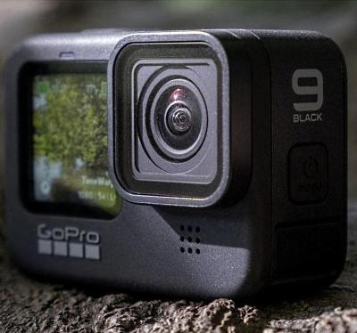 Prodám zánovní outdoor kameru GoPro Hero9