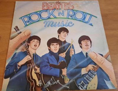 2LP- Beatles- Rock n' Roll music. Parlophone/Jugoton.