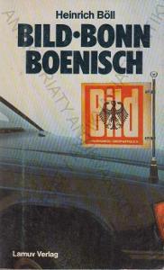 Bild Bonn Boenisch Heinrich Böll 1985