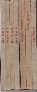 Das Jahr II.-VI. Wulf Bley 1935-1941
