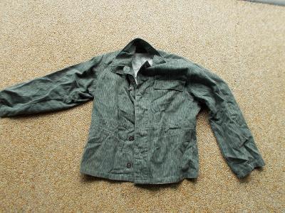 Vojenská jehličková bunda  vel.2B- od 1kč