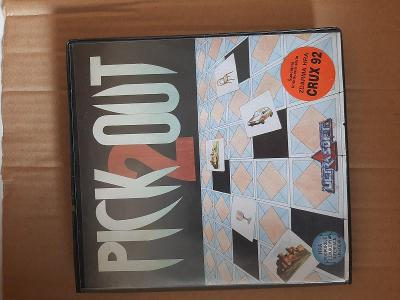 Hra pro ZX spectrum- Pick out 2 a Crux 92
