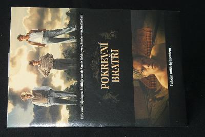 DVD - Pokrevní bratři     (o2)
