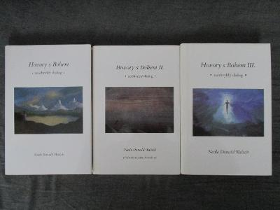 N. D. WALSCH : HOVORY S BOHEM  I. + II. + III.