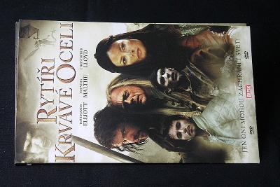 DVD - Rytíři krvavé oceli     (o2)