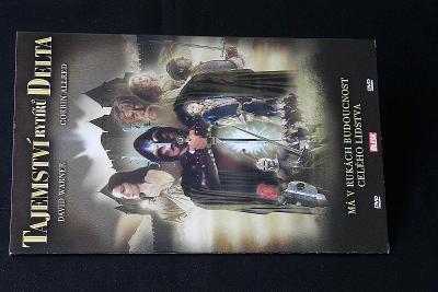 DVD - Tajemství rytířů Delta    (o2)