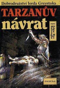 Tarzanův návrat Edgar Rice Burroughs Paseka 1992