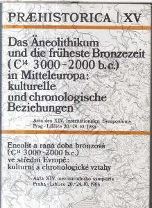 Das Äneolithikum und die früheste Bronzezeit...