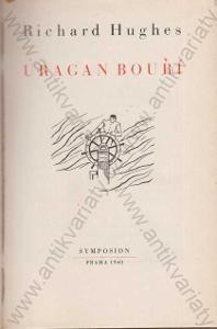 Uragan bouří Richard Hughes 1940