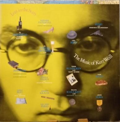 Various – Lost In The Stars - The Music Of Kurt Weill