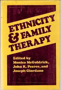 Ethnicity & Family Therapy (Etnická a rodinná terapie