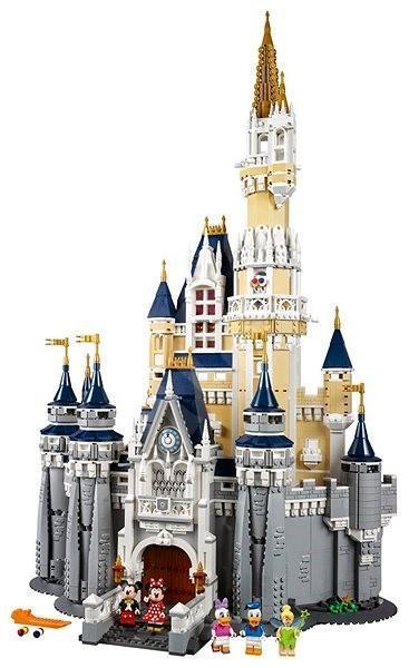 LEGO stavebnice LEGO Disney 71040 Zámek Disney
