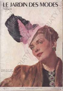 Le Jardin des Modes 18e année no 264 1938