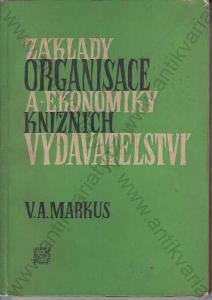 Základy organisace a ekonomiky vydavatelství 1950
