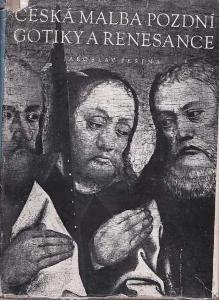 Česká malba pozdní gotiky a renesance 1950