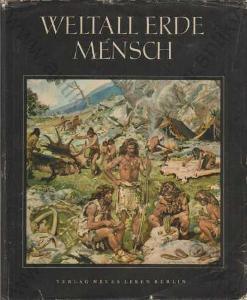 Weltall Erde Mensch Verlag Neues Leben, Berlin