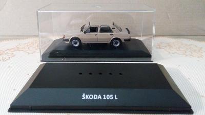 ŠKODA 105L - model