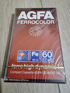 AGFA FERROCOLOR 60+6