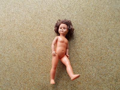 Gumo -plastová mrkací panenka   58cm - od 1kč