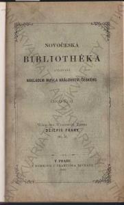 Dějepis města Prahy Díl XI. 1897