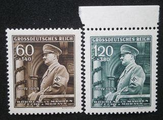 Č+M zn. kat. č. 116 - 7**, A. Hitler