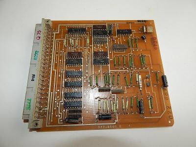 Sběratelská PC karta 022-8890 B 2 - RFT 53477