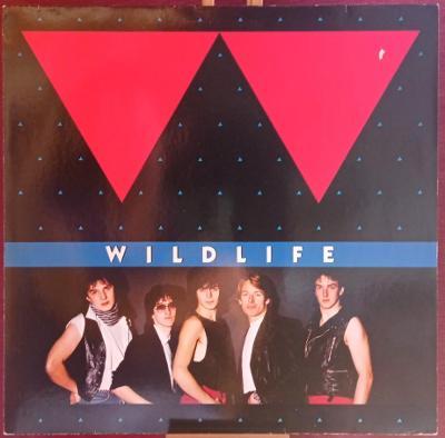 Wildlife – Wildlife (LP 1983 Germany)