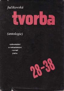 Fučíkovská tvorba (antologie) Novinář, Praha 1988