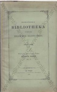 Dějepis města Prahy Díl VI. W. W. Tomek 1885