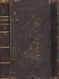 Hebräisches und chaldäisches Handwörterbuch 1834