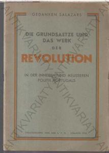 Die Grundsaetze und das Werk der Revolution