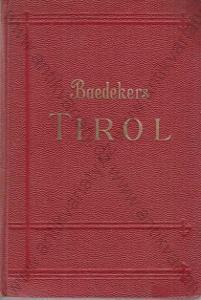 Tirol Karl Baedeker 1938