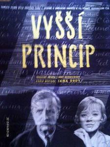 Vyšší princip Dimitrij Kadrnožka film plakát 82x58