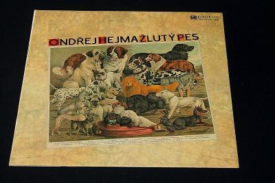 LP - Ondřej Hejma, Žlutý Pes - Ondřej Hejma Žlutý Pes (d19/1)