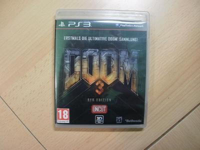 Hra na Ps 3 - Doom 3 - BFG Edition
