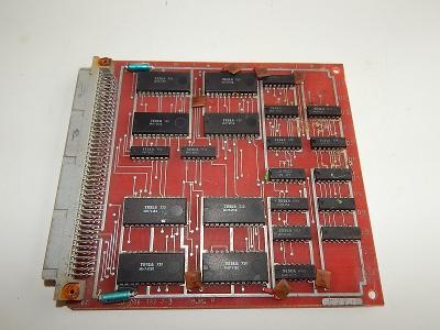 Sběratelská PC karta - 7CB 006 382.2-3 MURG  A