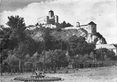 Trenčín, hrad