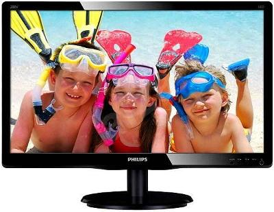 "LCD monitor 19.5"" Philips 200V4QSBR"