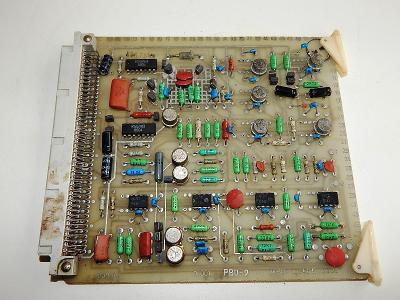 Sběratelská PC karta - P80-2  IZOT A548E/0002