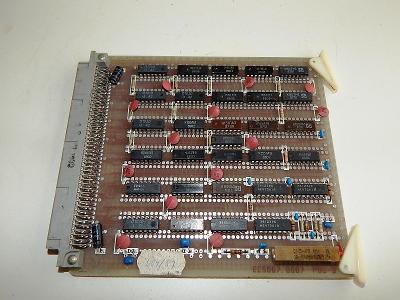 Sběratelská PC karta - P80-0  EC 5067.0007