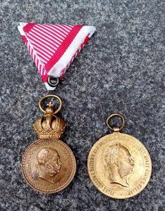 RU medaile SIGNUM LAUDIS